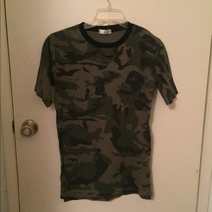 Camouflage top!